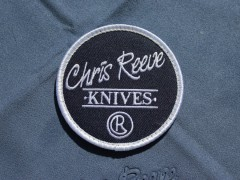 Chris Reeve Logo Patch